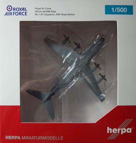 Herpa Wings Royal Air Force - Airbus Industries A400M - ZM400 - 529969