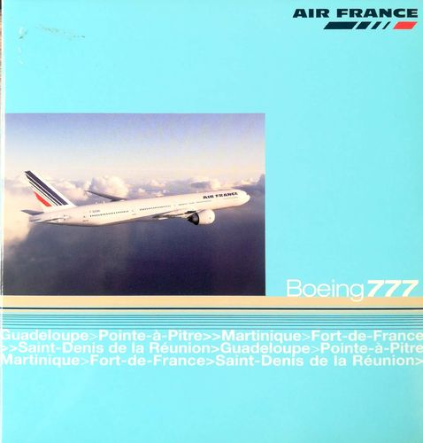 Herpa Wings Air France B 777-328ER 1:500 - 506779