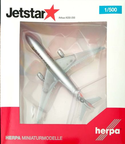 Herpa Wings Jetstar Airways A330-202 1:500 - 524278
