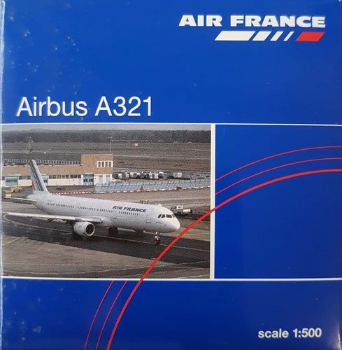 Herpa Wings Air France A321-211 1:500 - 508827