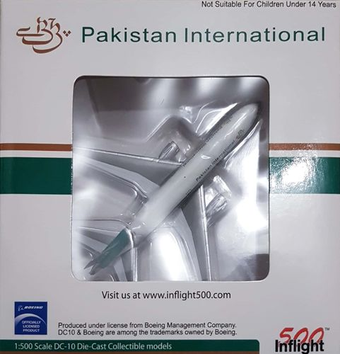 Inflight500 PIA - Pakistan International Airlines DC-10-30 1:500 - IF5D10003 AP-AXD