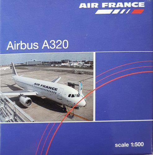 Herpa Wings Air France A320-214 1:500 - 501767