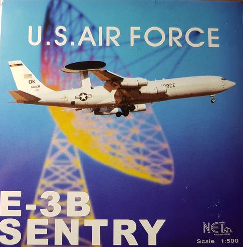 Netmodels United States Air Force E-3B Sentry 1:500 552AW