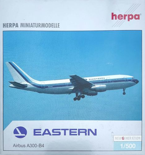 Herpa Wings Eastern Airlines A300B4-203 1:500 - 513418