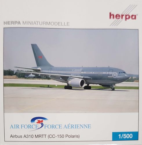 Herpa Wings Canadian Air Force A310-304FMRTT 1:500 - 509046