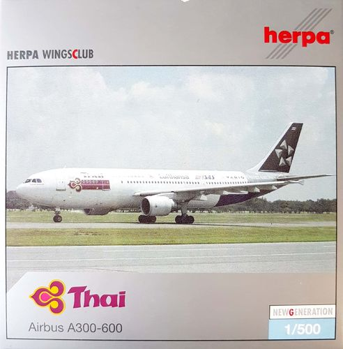 Herpa Wings Thai Airways International A300B4-622R 1:500 - 501972