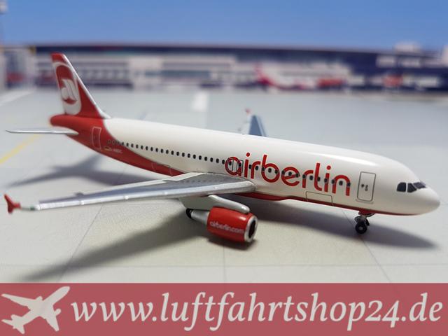 Herpa Wings Air Berlin A320 214 1:500 508254