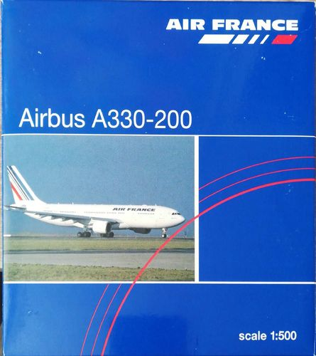 Herpa Wings Air France A330-203 1:500 - 508506