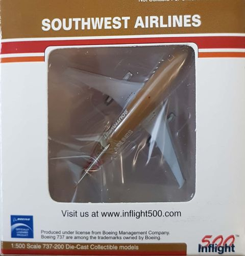 Inflight500 Southwest Airlines B 737-2H4A 1:500 - IF5732015