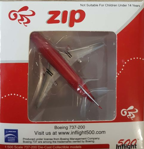 Inflight500 Zip Air B 737-217A 1:500 - C-GMCP - IF5732019