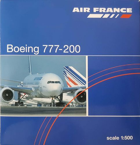 Herpa Wings Air France B 777-228ER 1:500 - 506557