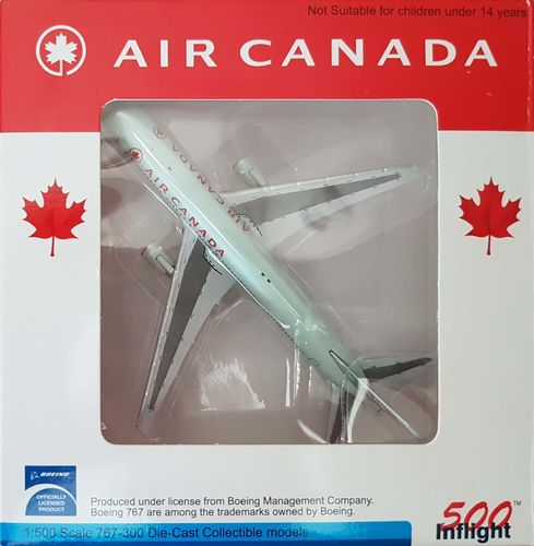 Inflight500 JAL Japan Airlines B 767-346ER 1:500 - IF5763020