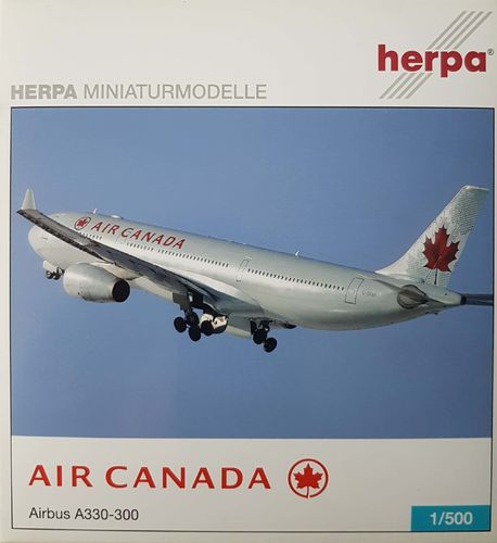 Herpa Wings Air Canada A330-343X 1:500 - 515214