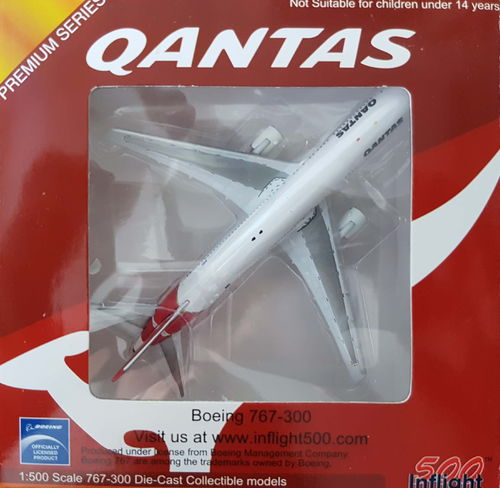 Inflight500 Qantas Airways B 767-338ER 1:500 - IF5763013