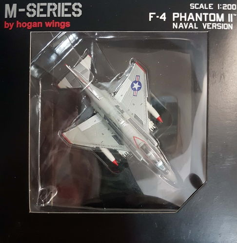 Hogan United States Navy F-4B Phantom II 1:200 - HG6719
