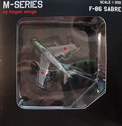 Hogan Japan Air Self Defense Force F-86F-35-NA 1:200 - HG7389