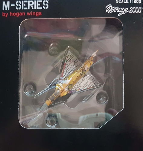Hogan French Air Force Mirage 2000C 1:200 - HG7457