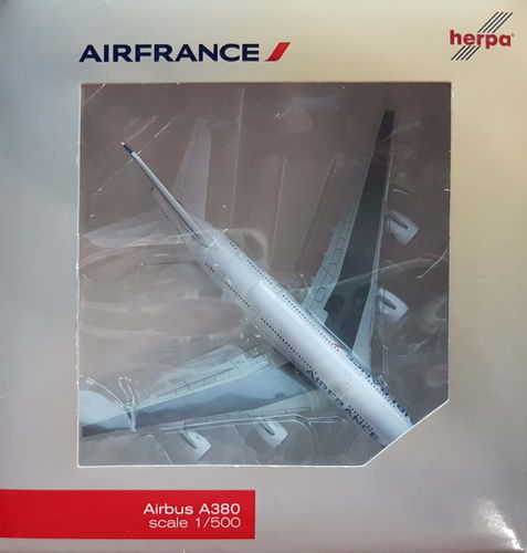 Herpa Wings Air France A380-861 1:500 - F-HRJA - 515634