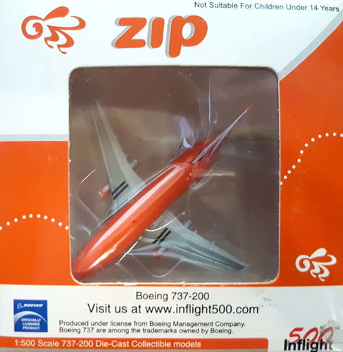 Inflight500 Zip Air B 737-217A 1:500 - IF5732018