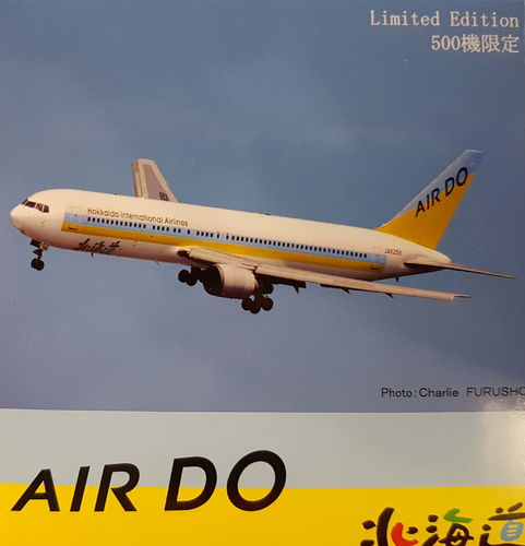 Inflight500 Air Do B 767-381 1:500 - IF5763015