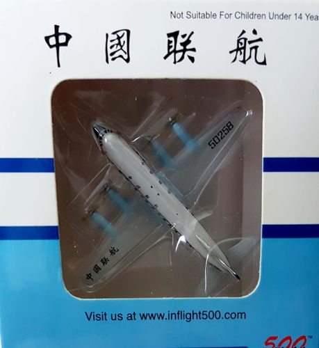 Inflight500 China United Airlines Viscount 843 1:500 - IF5801003